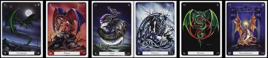 Tarot and Oracle Cards - GothWitch
