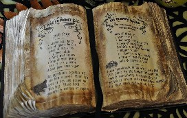 Grimoire or Book of Shadows - Your Sacred Book of Witchcraft